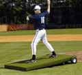 Proper Pitch Batting Practice Pitching Platform