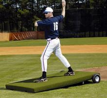 Proper Pitch Batting Practice Pitching Platform Sportsman S