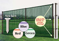 Diamond Portable Outfield Fencing