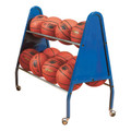 Bison Heavy Duty 12 Basketball Cart