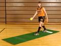 Proper Pitch Softball Pitching Mat