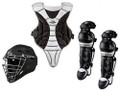 Easton Black Magic Catcher's Set - Youth