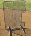 Sportco Softball Pitchers C-Frame with Net