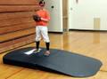 Portolite Indoor Full Wind Up Pitching Mound