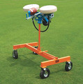 Fisher Cart for Jugs Football Passing Machine