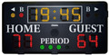 Sportable 2207 Indoor Multi-Sport Scoreboard