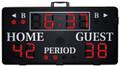 Sportable 2207 Outdoor Multi-Sport Scoreboard