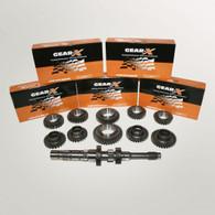 Gear-X Close Ratio 1st-6th Gear Set K series