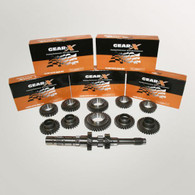 Gear-X Close Ratio Pro Spec 3 Gear set K series