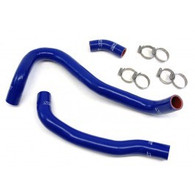 Honda 06-11 Civic Si HPS Blue Reinforced Silicone Radiator Hose Kit