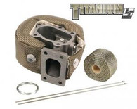DEI Titanium Turbo Shield - Custom Fit Turbo Blanket T3