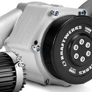 Kraftwerks smaller 110mm pulley