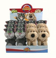 Talking  Bob Squezzers: Cuddle Barn : U P C  # 831133005439