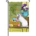 Easter Décor: Garden Flag