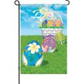 Easter Egg Hunt: Garden Flag