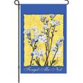 Alaska Wild Flowers: Garden Flag