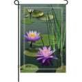 Aquatic Gardens: Garden Flag