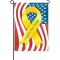 Support Our Troops: Garden Flag
