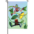 Handing Tree Frogs: Garden Flag