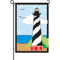 Garden Flag 51151 has been discontinued by manufacture Accent ( Premier Kites )  Try House Flag  # 52823 http://stores.canastotagiftshop.net/hatteras-lighthouse/