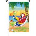 Polly Wants a Cocktail: Garden Flag