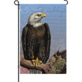 Bald Eagle: Garden Flag