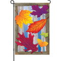 Rustle of Fall Leaves: Garden Flag