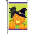 Hello Halloween: Garden Flag