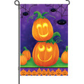 Playful Pumpkins: Garden Flag