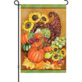 Plentiful Harvest: Garden Flag