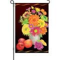Fall Floral: Garden Flag