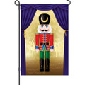 Nutcracker Suite: Garden Flag