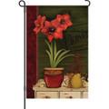 Amaryllis: Garden Flag