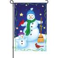 Snowmen: Garden Flag
