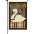 Country Swan: Garden Flag