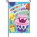Have a Happy Birthday: Garden Flag