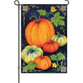 Heirloom Pumpkins: Garden Flag