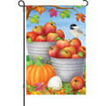 Autumn Orchard: Garden Flag