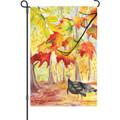 Turkey Hollow: Garden Flag