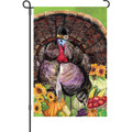 Turkey Pilgrim: Garden Flag