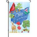 Ohio: Garden Flag