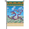 Imperial Dragon: Garden Flag