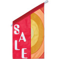 Sale Flag  (  The Sale is on )  Commercial :  Commercial Displays