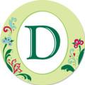 D ( Monogram ) : Monogram Triple Spinners