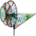 W ( Monogram ) : Monogram Triple Spinners