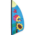Birdhouse  8.5ft :  Prestige Feather Banner