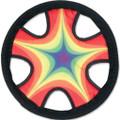 "Rainbow 8""  :  Freestyle Flyer"
