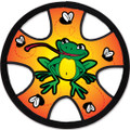 """Frogs 10""""  :  Freestyle Flyer"""