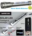 60369 Solar LED Flashlight & Worklight (60369)
