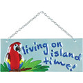 Living on Island Time :  Glass Expressions
